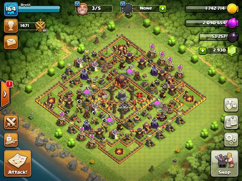 Finally done! Max th10 besides heroes (level 36) [HIMB