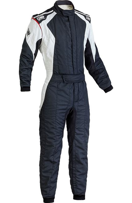 OMP First Evo Race Suit   OMP IA01854076 Racing Overalls